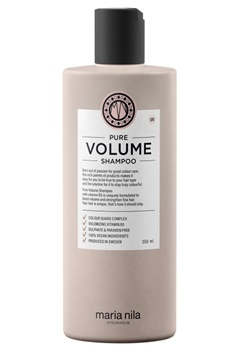 Maria Nila Maria Nila Care Shampoo Pure Volume (350ml)  Bubbleroom.se