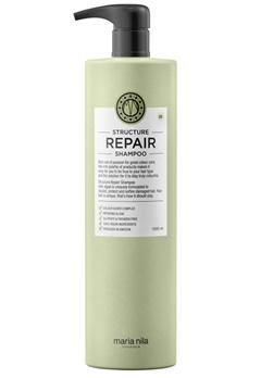 Maria Nila Maria Nila Care Shampoo Structure Repair (1000ml)  Bubbleroom.no