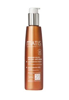 Matis Matis Sun Protection Milk SPF 20 Xxl  Bubbleroom.se