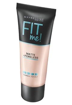 Maybelline Maybelline Fit Me Foundation Matte & Poreless - 105  Bubbleroom.se