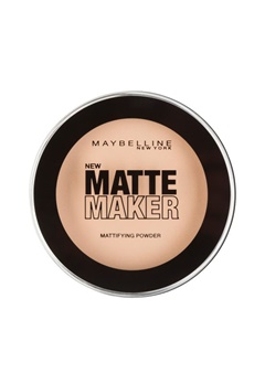 Maybelline Maybelline Matte Maker Powder  - Natural Beige  Bubbleroom.se