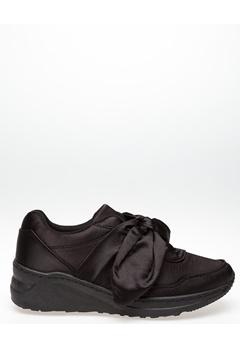 Mayline Sneakerit, Grace Musta Bubbleroom.fi