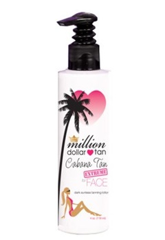 Million Dollar Tan Million Dollar Tan Cabana Tan Extreme Face  Bubbleroom.se