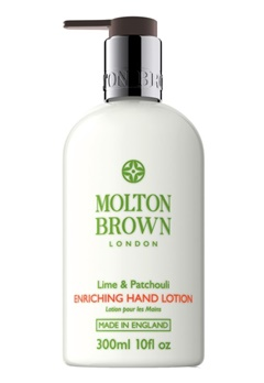 Molton Brown Molton Brown Lime And Patchouli Hand Lotion  Bubbleroom.se