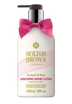 Molton Brown Molton Brown Rhubarb And Rose Hand Lotion (300ml)  Bubbleroom.se