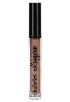 NYX NYX Lingerie Liquid Lipstick - Teddy  Bubbleroom.se