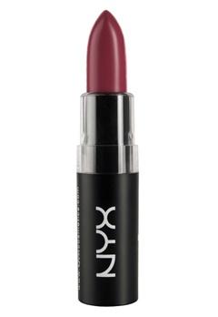 NYX NYX Matte Lipstick - Merlot  Bubbleroom.se