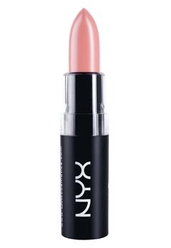 NYX NYX Matte Lipstick - Nude  Bubbleroom.se