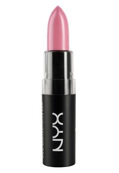 NYX NYX Matte Lipstick - Pale Pink  Bubbleroom.se