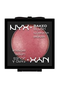 NYX NYX Baked Blush - Statement Red  Bubbleroom.se