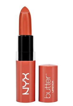 NYX NYX Butter Lipstick - Hot Tamale  Bubbleroom.se