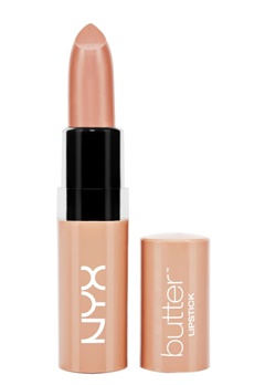 NYX NYX Butter Lipstick Sugar Wafer  Bubbleroom.se