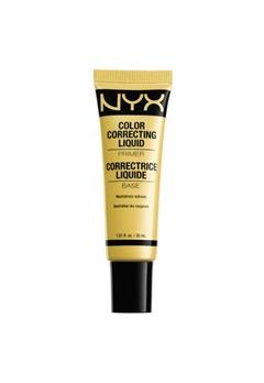 NYX NYX Color Correcting Liquid Primer Yellow  Bubbleroom.se