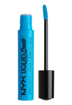 NYX NYX Liquid Suede Cream Lipstick Little Denim Dress  Bubbleroom.se
