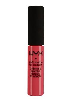 NYX NYX Soft Matte Lip Cream - Ibiza  Bubbleroom.se