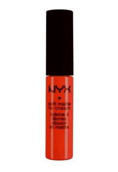 NYX NYX Soft Matte Lip Cream - Morocco  Bubbleroom.se