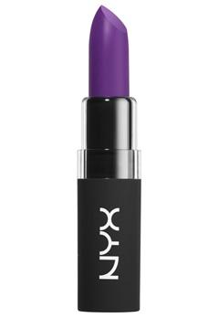 NYX NYX Velvet Matte Lipstick - Voltage  Bubbleroom.se