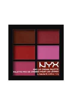 NYX NYX Pro Lip Cream Palette - The Plums  Bubbleroom.se
