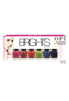 OPI OPI Brights Minipack  Bubbleroom.se