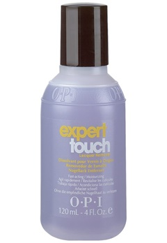 OPI OPI Expert Touch Remover (120 ml)  Bubbleroom.no