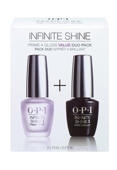 OPI OPI Infinite Shine Duopack Base & Topcoat  Bubbleroom.se
