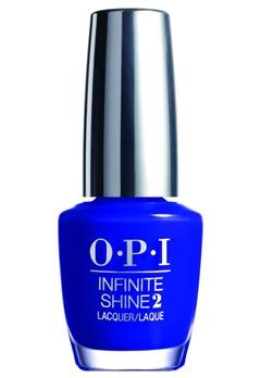 OPI OPI Infinite Shine - Indignantly Indigo  Bubbleroom.se