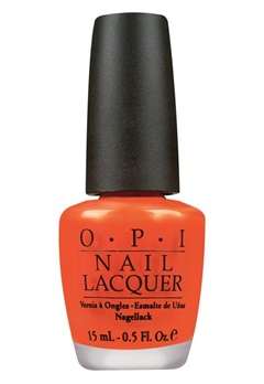 OPI OPI Nail Lacquer On the Same Paige  Bubbleroom.no