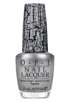 OPI OPI Nail Lacquer Silver Shatter  Bubbleroom.no