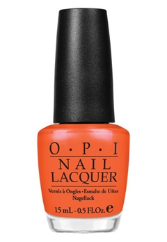 OPI OPI Nail Lacquer y´All Come Back Ya Hear  Bubbleroom.fi