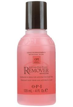 OPI OPI Non Acetone Polish Remover (120 ml)  Bubbleroom.no