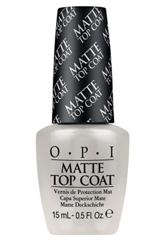 OPI OPI - Opi Matte Top Coat  Bubbleroom.se