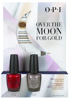 OPI OPI Over The Moon For Gold #1  Bubbleroom.se