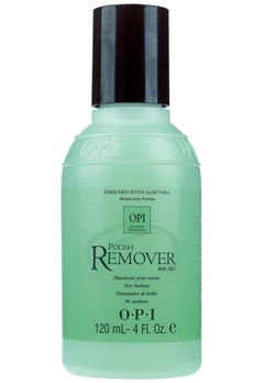 OPI OPI Polish Remover With Aloe Vera (120 ml)  Bubbleroom.no