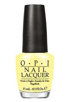 OPI OPI Retro Summer - Towel Me About It  Bubbleroom.se