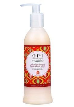 OPI OPI Spiced Persimmon Hand & Body Lotion (250ml)  Bubbleroom.se