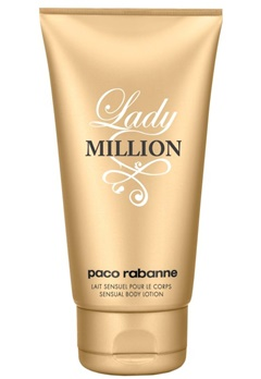 Paco Rabanne Paco Rabanne Lady Million Body Lotion (150ml)  Bubbleroom.se