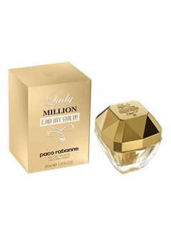 Paco Rabanne Paco Rabanne Lady Million Eau My Gold EdT (30ml)  Bubbleroom.se