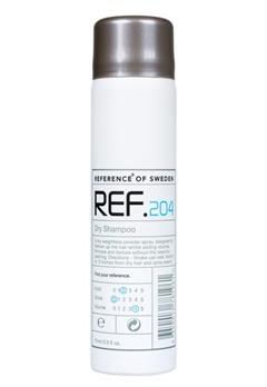 REF REF Dry Shampoo 204 (75ml)  Bubbleroom.se