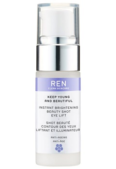 REN REN Keep Young & Beautiful Instant Brightening Beauty Shot Eye Lift (15ml)  Bubbleroom.se