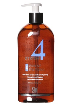 System 4 System 4 4 Scale Oil Shampoo (500ml)  Bubbleroom.se