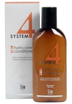System 4 System 4 H Hydro Care Conditioner 100 ml  Bubbleroom.no