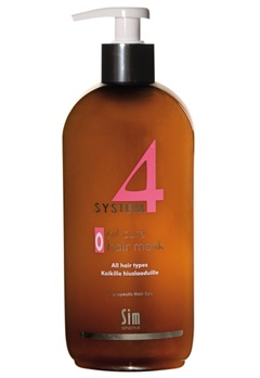 System 4 System 4 Oil Cure Hair Mask (500ml)  Bubbleroom.se