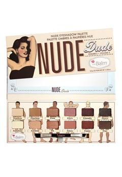 theBalm Thebalm Nude Dude Palette  Bubbleroom.no
