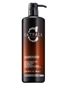 TIGI Tigi Catwalk Fashionista Brunette Conditioner (750Ml)  Bubbleroom.se