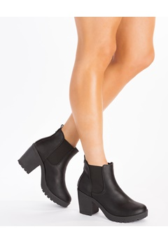 Truffle Boots, Tori9 Svart Bubbleroom.se