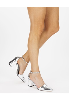 Truffle Party shoes, Shona Silver Bubbleroom.eu