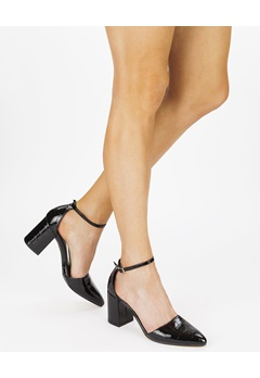 Truffle Party shoes, Shona Black Bubbleroom.eu