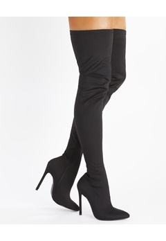 Truffle Thigh High Boots, Hotty  Bubbleroom.eu