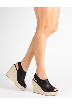 Truffle Shoes Black Bubbleroom.eu
