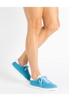 Truffle Sneakers, Fang Turkos Bubbleroom.se